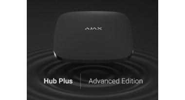 Зустрічайте Hub Plus - нову інтелектуальну централ