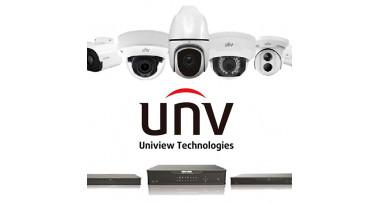 Порівняльна таблиця характеристик обладнання Univi