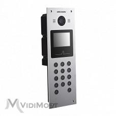 Багатоабонентська IP виклична панель Hikvision DS-KD6002-VM