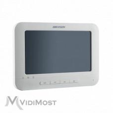 IP відеодомофон Hikvision DS-KH6310-W