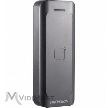 RFID зчитувач Hikvision DS-K1802E