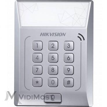 Термінал контролю доступу Hikvision DS-K1T801E