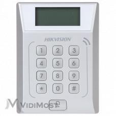 Термінал контролю доступу Hikvision DS-K1T802E