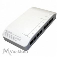 Комутатор для IP систем Hikvision DS-KAD606-N