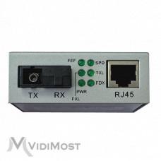 Медіаконвертер Step4Net MC-D-0,1-1SM-1310nm-20