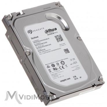 Жорсткий диск 2Тб Seagate ST2000VX003 - Фото №1