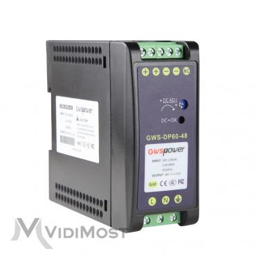 Блок живлення ONV GWS-DP60-48