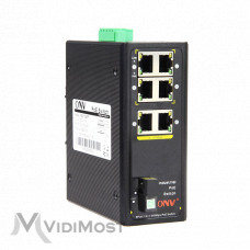 Комутатор ONV-IPS31074PFS-S