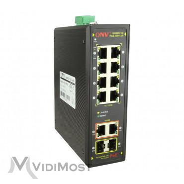 Комутатор ONV-IPS31108PFB-1