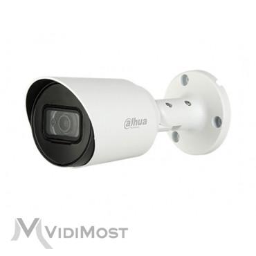 Відеокамера Dahua DH-HAC-HFW1200TP-A-S4 (2.8 мм)