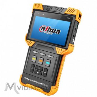 Аналоговий / мережевий тестер Dahua PFM900-E