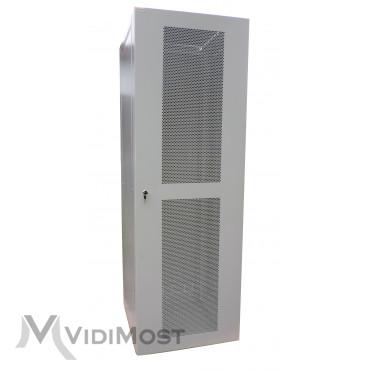 Телекомунікаційна шафа підлогова IPCOM С-18U-06-06-ДП-ПГ-1-1
