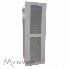 Телекомунікаційна шафа підлогова IPCOM С-24U-06-06-ДП-ПГ-1