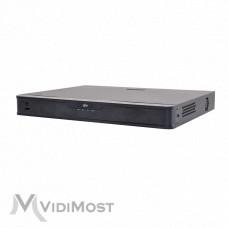 Відеореєстратор Uniview NVR302-16S-P8