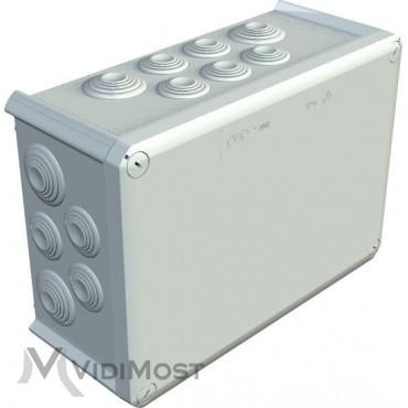 Коробка розподільча зовнішня OBO Bettermann Т350 285х201х120 ІР66