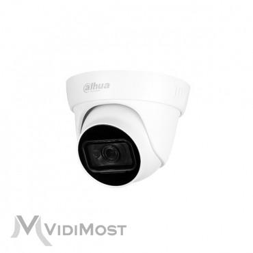 Відеокамера Dahua DH-HAC-HDW1200TLP-A (2.8 мм)