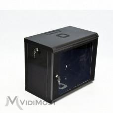 Шафа CMS MGSWL 9U, 600x350x507 чорна