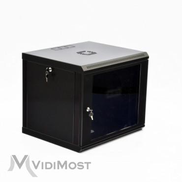 Шафа CMS MGSWL 9U, 600x500x507 чорна-1