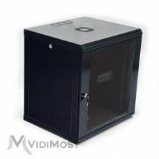 Шафа CMS MGSWL 12U, 600x600x640 чорна