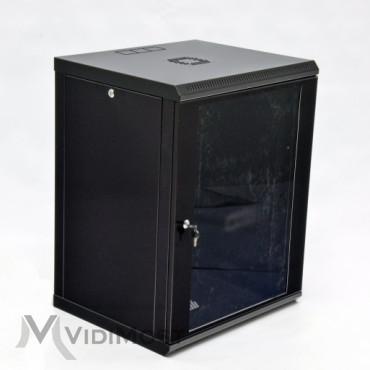 Шафа CMS MGSWL 15U, 600x500x773 чорна-1
