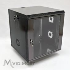 Шафа CMS MGSWA 12U, 600х500х640 чорна