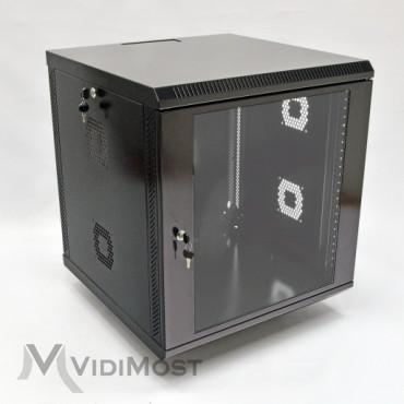 Шафа CMS MGSWA 12U, 600х500х640 чорна-1