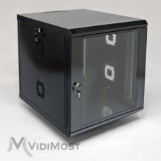 Шафа CMS MGSWA 12U, 600х700х640 чорна