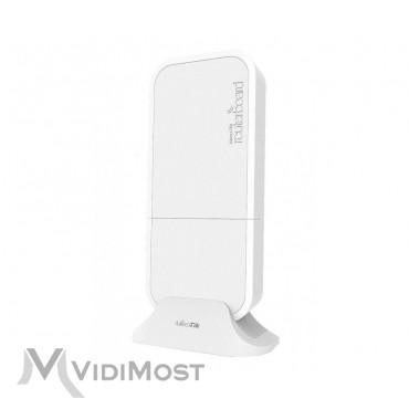 Зовнішня Wi-Fi точка доступу Mikrotik wAP LTE kit (RBwAPR-2nD&R11e-LTE)