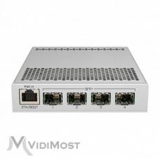Комутатор Mikrotik CRS305-1G-4S+IN