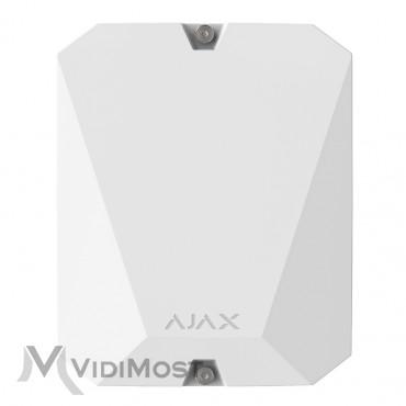 Модуль для інтеграції сторонніх датчиків Ajax MultiTransmitter white