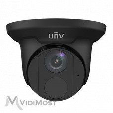 Відеокамера Uniview IPC3614LR3-PF28-D (black)