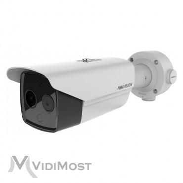 Тепловізійна IP камера Hikvision DS-2TD2617-6/P