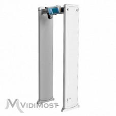 Металодетектор з вбудованою тепловізійною камерою Hikvision ISD-SMG318LT-F