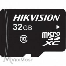 Флеш-карта micro SD Hikvision HS-TF-L2/32G
