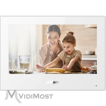 IP відеодомофон Dahua DHI-VTH5321GW-W