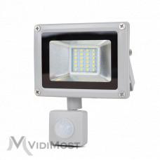 Прожектор-LED з датчиком руху Lightwell LW-20W-220PIR