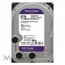Жорсткий диск Western Digital Purple 6Тб WD62PURZ