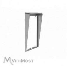 Козирок для врізного монтажу Hikvision DS-KABV8113-RS/Flush