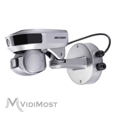 Відеокамера Hikvision IDS-2PT9122IX-D/F (5-50мм)