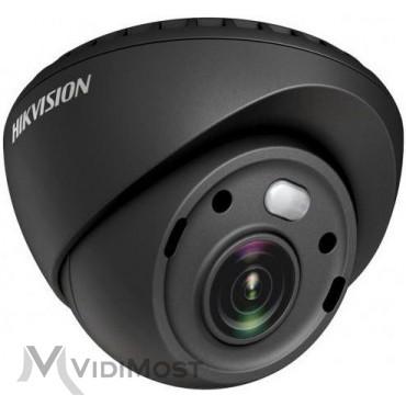 1.0 Мп HDTVI камера з ІЧ підсвічуванням Hikvision DS-2CS58C2T-ITS / F (2.1 мм)