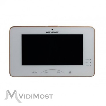 IP відеодомофон Hikvision DS-KH8301-WT