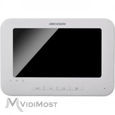 IP відеодомофон Hikvision DS-KH6310-W (L)