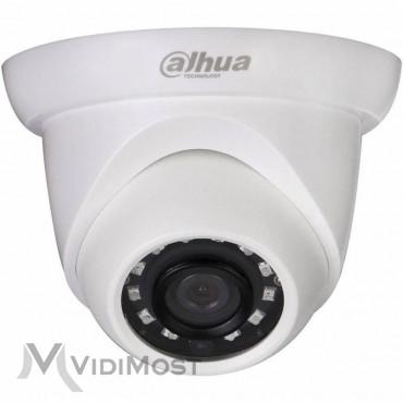 2 Mп IP відеокамера Dahua IPC-T1A20P (2.8 мм) - Фото №1