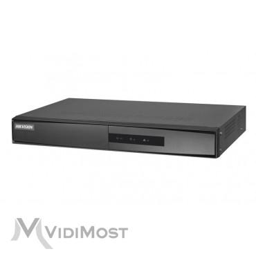 Відеореєстратор Hikvision DS-7604NI-K1 - Фото №1