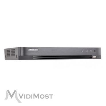 Відеореєстратор Hikvision DS-7208HQHI-K2/P (PoC)