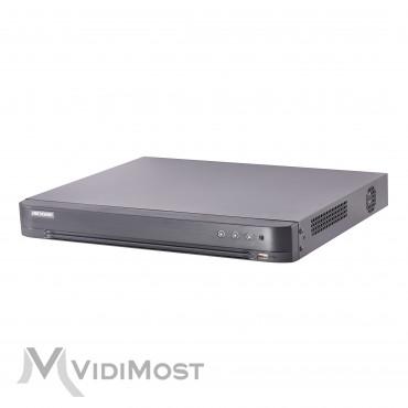 Відеореєстратор Hikvision DS-7216HQHI-K2/P (PoC)