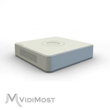 Відеореєстратор Hikvision DS-7104HQHI-K1 - Фото №1