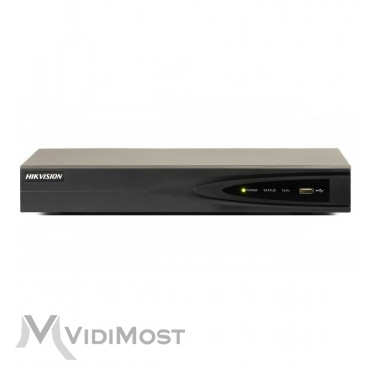 Відеореєстратор Hikvision DS-7604NI-K1/4P