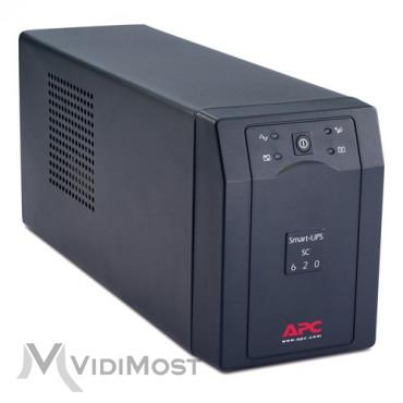 Джерело безперебійного живлення APC Smart-UPS SC620I-1
