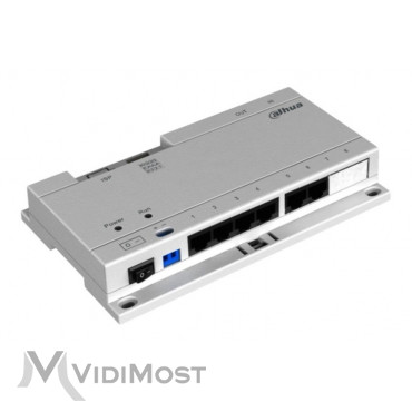 PoE світч для IP домофонів Dahua Technology VTNS1060A